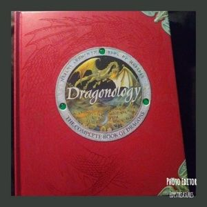 Other - Dragonology: The Complete Book of Dragon